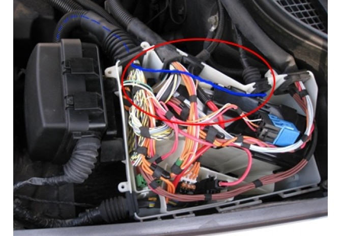 BMW Z4 (E85/E86) 3.0si N52 cruise control retrofit instructions