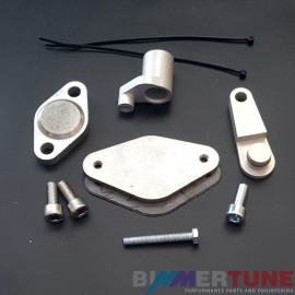 EGR and cooler delete kit BMW 328d USA (N47N engine)