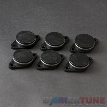 BMW swirl flap blanks 33mm 6pcs for 330d 530d and other models