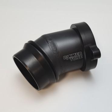 BMW turbo resonator pipe F10 535d X5d USA spec