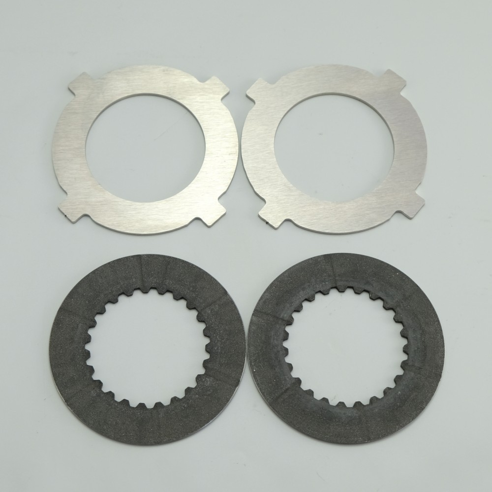 BMW LSD clutch and outer plate set typ 168 small case 23 teeth
