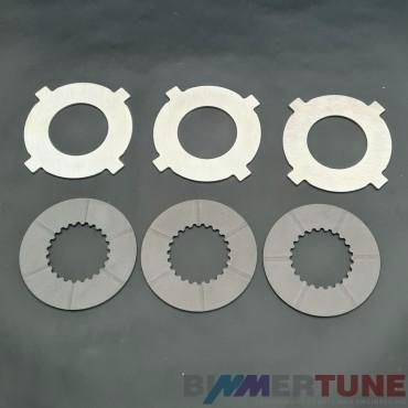 BMW LSD 3 clutch outer plate set typ188 |E36 E34 E30|
