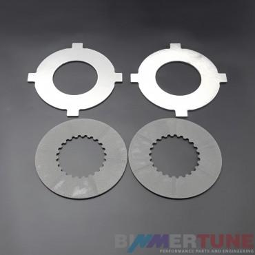 BMW LSD clutch and outer plate set 188mm Medium case|E36 E34 E30|