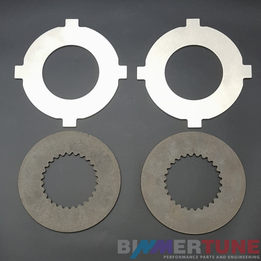 BMW LSD clutch and outer plate set typ 210 Large case|E36 E34 E32|