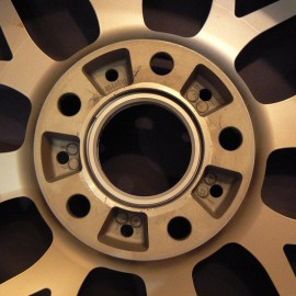 BBS wheel hub centric ring set 82 to 66.6 MM